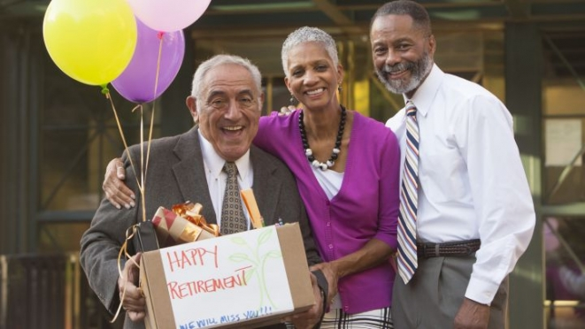 The Retirement Advice You're Looking To Find.